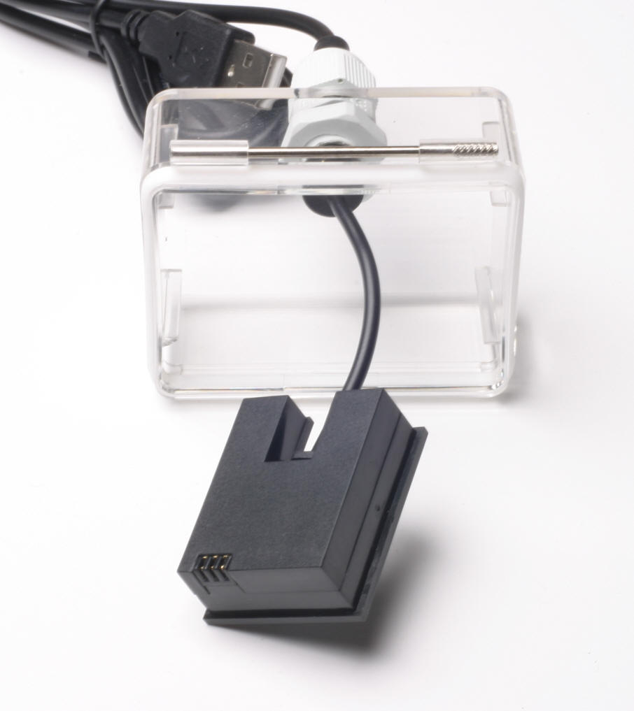 GoPro Battery Eliminator Waterproof Back